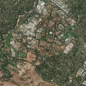 Stanford University (Bing Maps)
