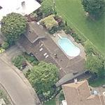 Terry Dischinger's house (Birds Eye)