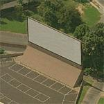 Van Buren Drive-In Theatre (Birds Eye)