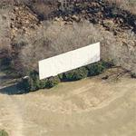 Mansfield Drive-In Theatre (Birds Eye)
