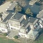 Brownlee O. Currey's House (Birds Eye)