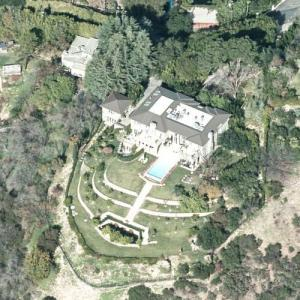 Kenneth Todd & Lisa Vanderpump's House (Birds Eye)