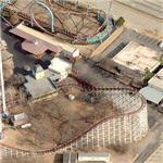 Six Flags Frontier City (Birds Eye)